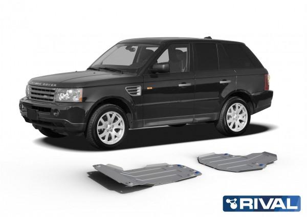 SET Land Rover Range Rover Sport all