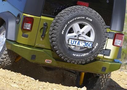 ARB Heckstoßstange Jeep Wrangler JK