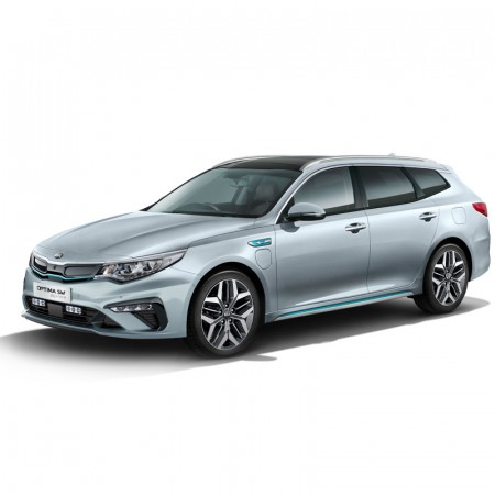 Kia OPTIMA HYBRID 2018+ XPR Lightbar Kit Vision-X