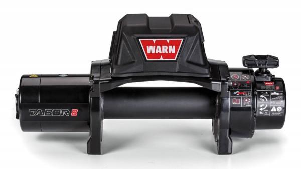 Seilwinde WARN Tabor 8 12V 3.630 kg Zugkraft