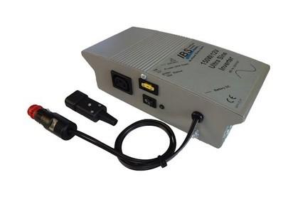 IBS Wechselrichter US15/24V mit 150W Nennleistung