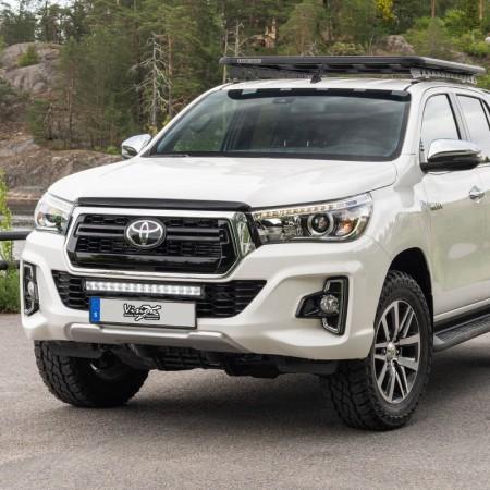 Toyota Hilux 2019+ XPL LO-PRO Lightbar Kit Vision-X