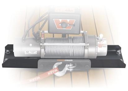 Universalanbauplatte WARN M4500 - HS9500i, ZEON