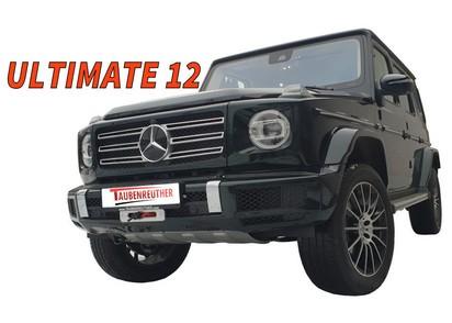 Seilwinden Set Mercedes G463A ab 2018, inkl WARN ZEON 12 PLATINUM