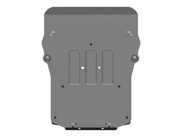 Unterfahrschutz BMW X5 Bj. 03/07- (F15, E70, E71), Motor, 4mm Alu gepreßt
