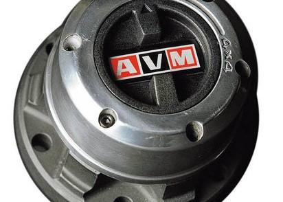 AVM Freilaufnabe Toyota J75 30 Zähne, 6 Bolzen, ->99