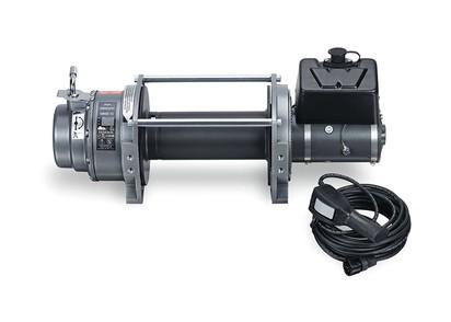 WARN Winde Serie 15, 24-V 6.818 kg Zugkraft