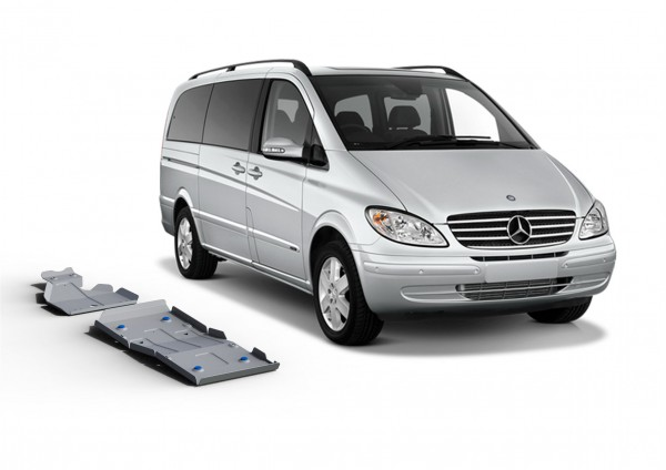 SET Mercedes Benz Viano 4WD 2,2CDI