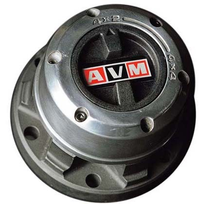 AVM Freilaufnaben Ford, Chevy, Dodge Dana 44, High Performance