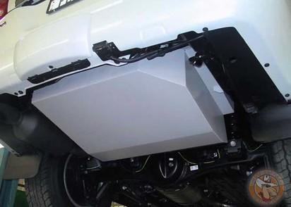 Zusatztank Toyota J200, 180 l, für Fzg. ohne original Zusatztank