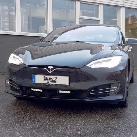 Tesla Model S 2013+ XMITTER LOW PROFILE Lightbar Kit Vision-X