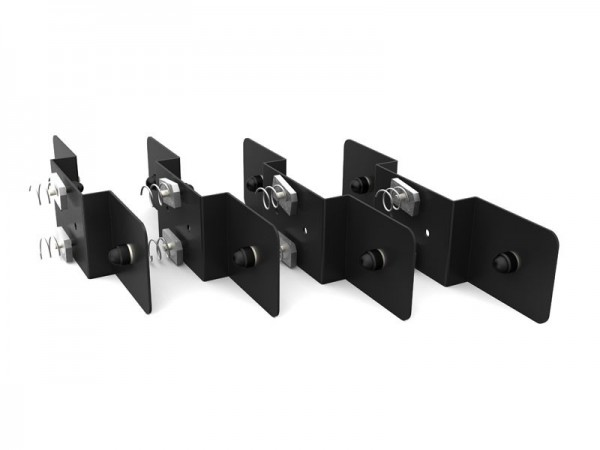 Rack Adaptor Plates For Thule Slotted Load Bars