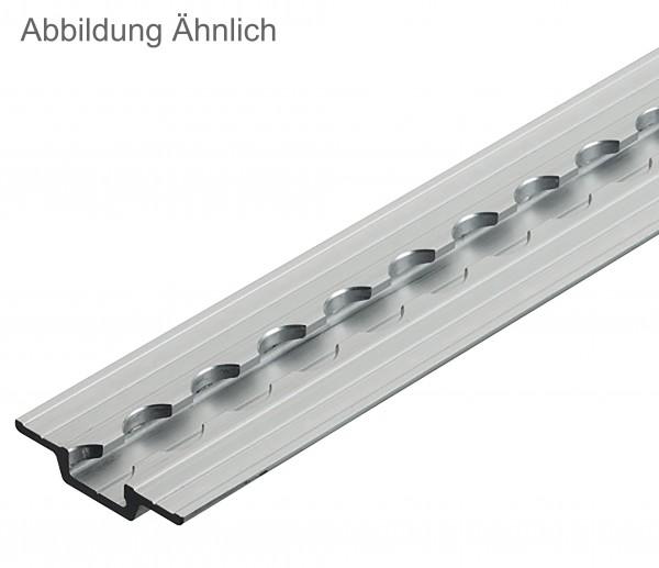 AJ-Airline Schiene, Aluminium, 1997mm Light, Aufbau halbrund,