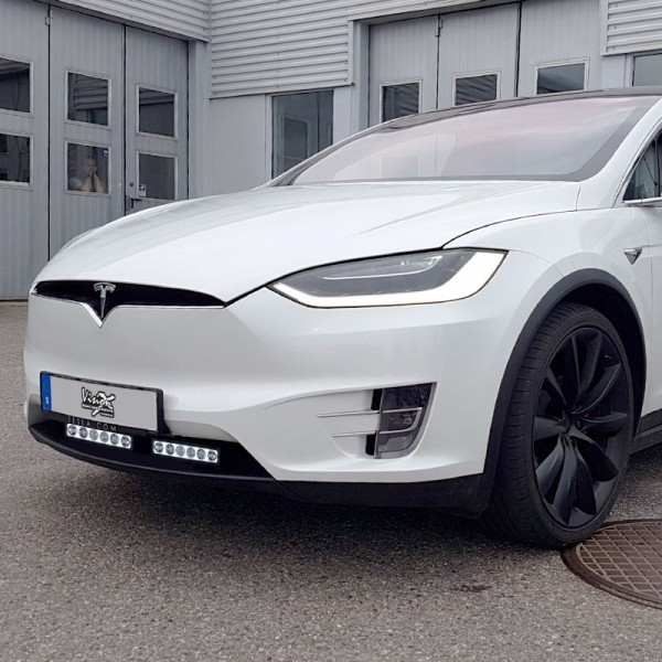 Tesla Model X 2017+ XPR Lightbar Lightbar Kit Vision-X