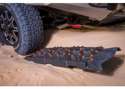 ARB TRED PRO Bergeboards (2 Stk) schwarz/orange
