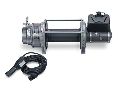 WARN Winde Serie 18, 24-V 8.165 kg Zugkraft