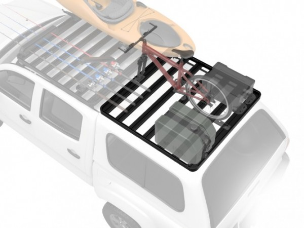 Truck Canopy or Trailer with OEM Track Slimline II Rack Kit / Tall / 1255mm(W) X 954mm(L)