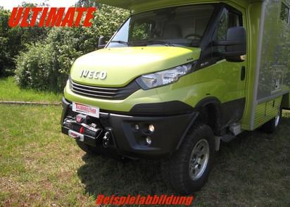 Windenanbausatz Iveco Daily-Scam 4x4 2014-2018, inkl. ZEON 12 Platinum