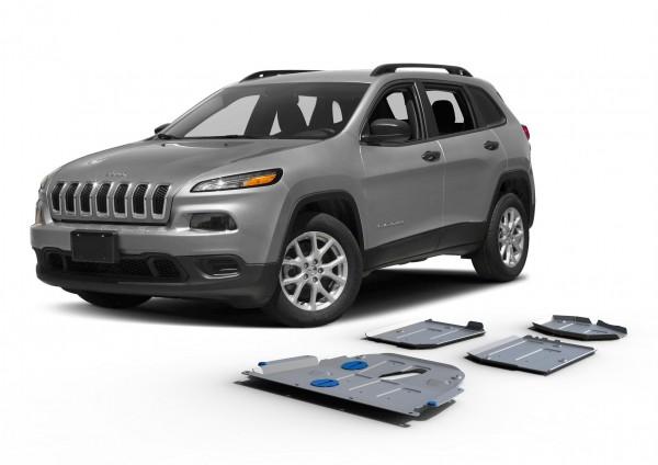 SET Jeep Cherokee KL 4WD AT 2,4; 4WD AT 3,2