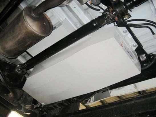 Ersatztank Toyota Hilux 05 - 06/16 TR63, 140 l,