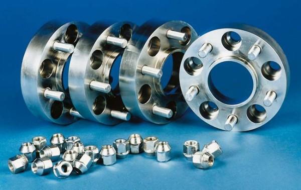 Spurverbreiterung SPV005 139,7x5 12x1,25 60mm pro Achse Suzuki, Aluminium