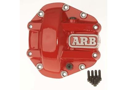 ARB Differentialschutz DANA 60 + LR Salisbury, rot
