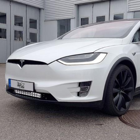 Tesla Model X 2017+ XPR Lightbar Lightbar Kit Vision-X