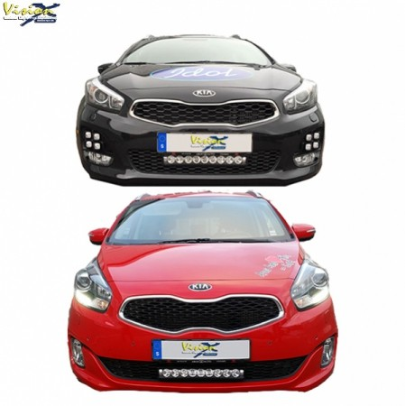 Kia CARENS 2013+ XPR Lightbar Kit Vision-X