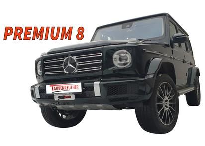 Seilwinden Set Mercedes G463A ab 2018, inkl WARN ZEON 8