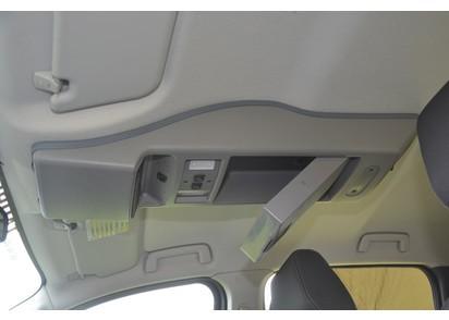 Dachkonsole Ford Ranger / Mazda BT50, grau, Doka, 06/12-15