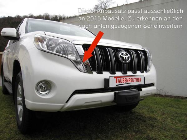 Seilwindenanbausatz Toyota J15 15-18 inkl. Schrauben