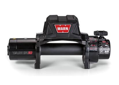 Seilwinde WARN Tabor 10 24V 4.536 kg Zugkraft, ohne Seil, ohne RSF