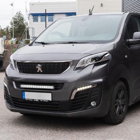 Peugeot EXPERT 2019+ XPL LO-PRO Lightbar Kit Vision-X