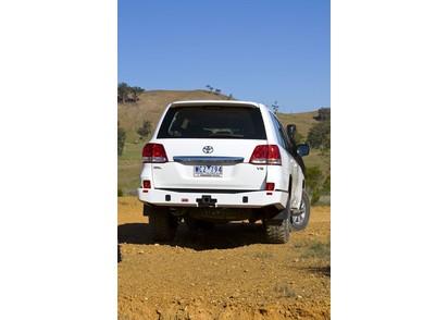 ARB Heckstoßstange Toyota J200, V8