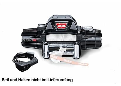 Seilwinden Set Mercedes G 460 + 461 mit WARN ZEON 10 24V auch EURO 5