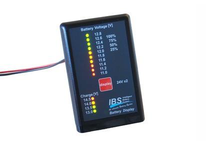 IBS Batteriemonitor SBS, 12-V