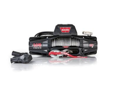 Seilwinde WARN VR EVO 12s 12V 5.443 Kg Zugkraft Kunststoffseil