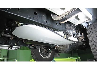 Ersatztank Mitsubishi L200, 06 -> TR67D, 125 l,