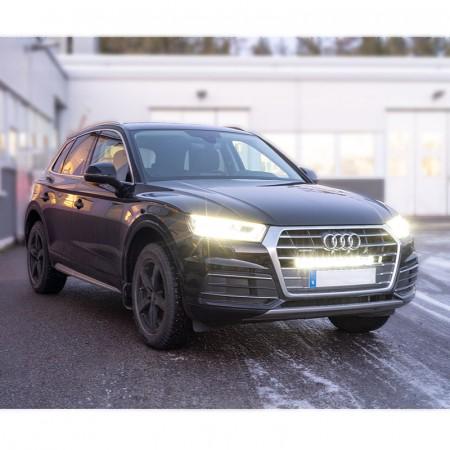 Audi Q5 2019+ XPL LO-PRO Lightbar Kit Vision-X