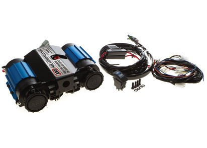 ARB-Doppelkompressor 12-Volt, CKMTA12, 174l/m, CE, HxLxB 102x190x275mm