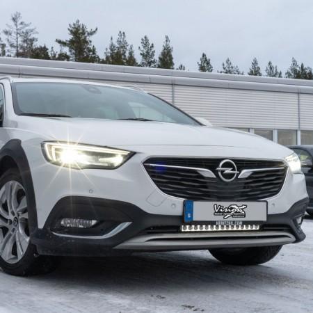 Opel INSIGNIA 2019+ XPL Curved Lightbar Kit Vision-X