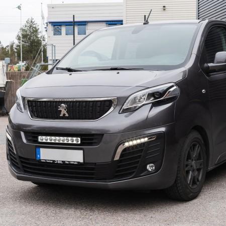 Peugeot EXPERT 2019+ XPR Lightbar Kit Vision-X