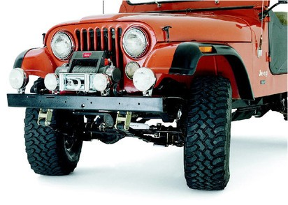 Windenanbausatz Jeep CJ5/7 *TN*