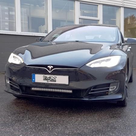 Tesla Model S 2013+ XMITTER LOW PROFILE Lightbar Kit Vision-X