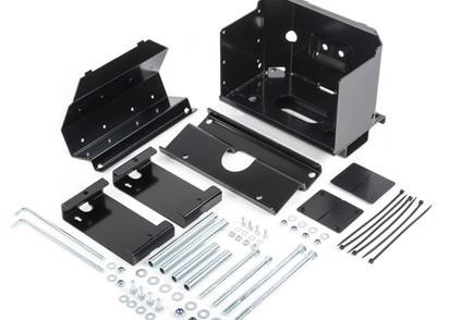 """ARB Batteriekasten für Isuzu DMAX, 12 für Optima Batterien,""""Unterbodenmontage"""