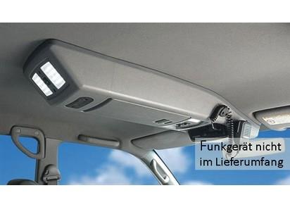 Dachkonsole Toyota Hilux 15 -> Doppelkabine u. Xtracab, grau