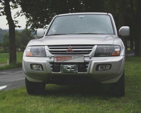 Windenanbausatz Pajero V60; V80 für CE-M8000