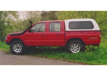 Safari-Snorkel R-SPEC Ford/Mazda Pick SS960R, ab BJ 04/99 - 12/06