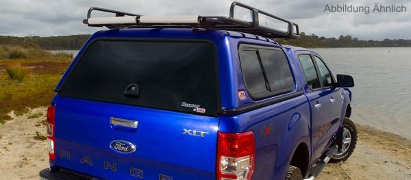 ARB Classic Plus Hardtop, Ford Ranger 2AB Doka flach, seitl. Klappfenster