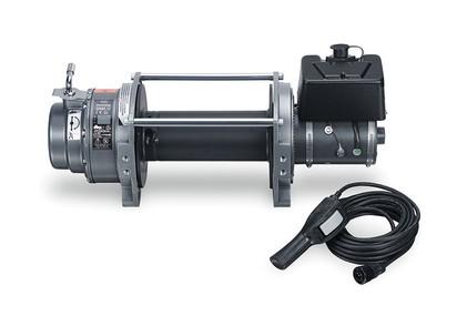 WARN Winde Serie 12, 12-V 5.400 kg Zugkraft